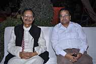 Accompanying the then Chief Minister Uttarakhand Gen Khanduri, in an informal gathering