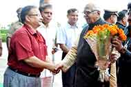 Welcoming Mr Ram Naik as the new Governor of Uttar Pradesh